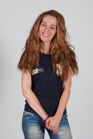 Federica : Referente e coordinatore Sala Pesi